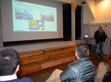 Seminario de sustentabilidad busca desarrollar el Turismo Rural en Panguipulli