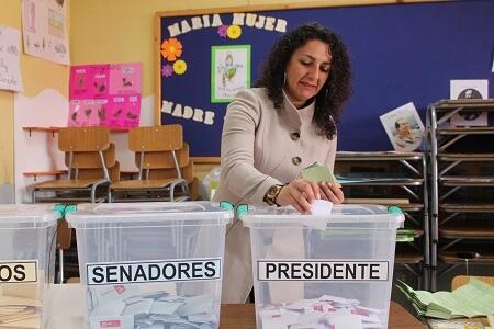 Intendenta de Aysén Karina Acevedo destaca alta participación y entrada en vigencia de Ley de Cuotas