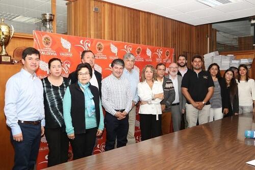 """Alcalde Sabat lanzó Plan """"Valdivia Verano Seguro, No al Comercio Ilegal"""""""