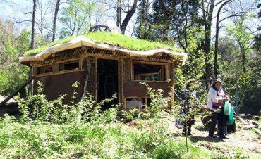 Visita a ecoaldea Copihuelpe: conociendo una experiencia de ordenamiento predial y permacultura