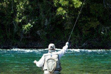 Este fin de semana realizarán Expo Pesca Recreativa en Llifén