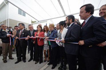 Presidenta Michelle Bachelet entrega 332 nuevas viviendas en Puerto Varas