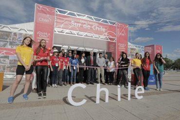 """""""Expoturismo Sur de Chile"""" aterriza en Neuquén junto a los atractivos de Biobío y las regiones del sur"""