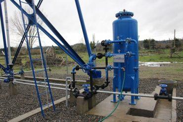 Inician obras de construcción para el servicio de Agua Potable Rural de Chabelita en Valdivia