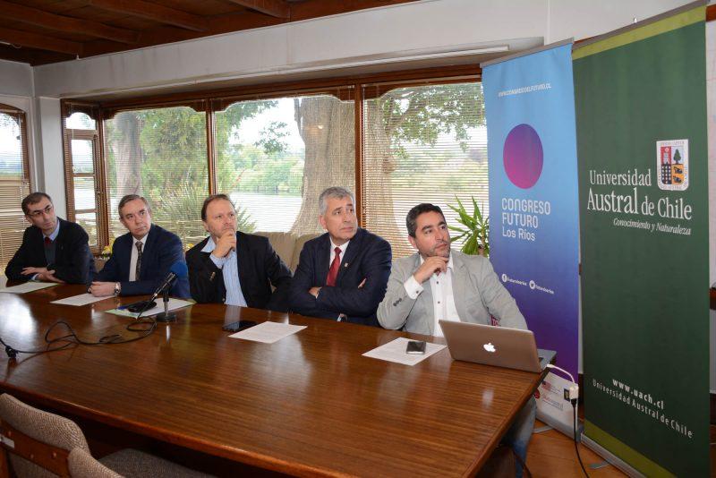 Valdivia volverá a ser escenario del Congreso Futuro