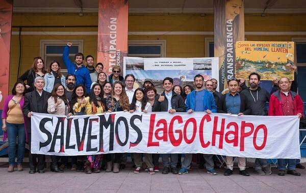 """Se desarrolló con éxito el """"Primer Congreso Ciudadano para la Protección de la Naturaleza"""" en Puerto Montt"""