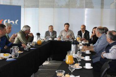 CChC Valdivia junto a diputados analizaron los desafíos para el desarrollo de la Región de Los Ríos