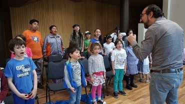 Escuela Coral de Teatro del Lago ofrece concierto gratuito de Navidad