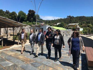 Comisión de Infraestructura del CORE revisó iniciativas de inversión en Corral