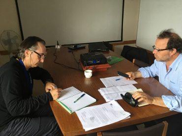 Senador De Urresti: «Valdivia y la región requieren un  nuevohospital regional que sea moderno y funcional»