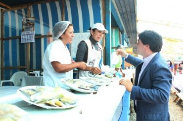 Muestras costumbristas de Los Pellines, Cabo Blanco y La Minas se unen al circuito en Valdivia