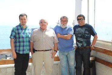 IFOP: investigadores de Chile y México comienzan estudios del océano utilizando modelos numéricos