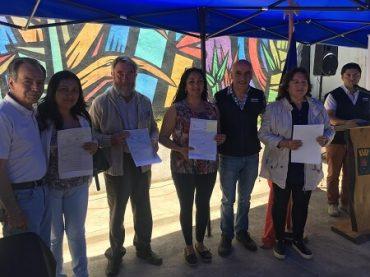 INDAP fortalece la competitividad productiva de pequeños agricultores de la comuna de Panguipulli