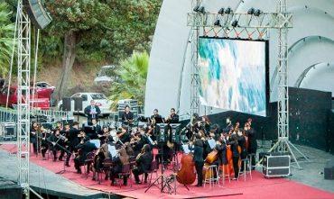 Orquesta de USS ofrecerá una Navidad de película con dos conciertos