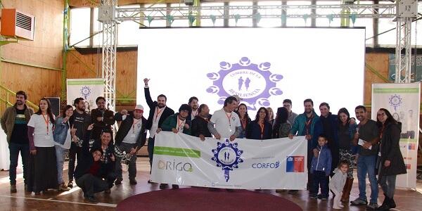 Cumbre de la Resiliencia premia a proyectos de la Región de Aysén