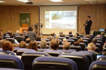 Investigación y Reforma Educacional destacaron en cuenta pública de la UACh