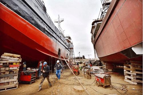 Con nuevo manual especializan inspecciones de la Dirección del Trabajo en astilleros