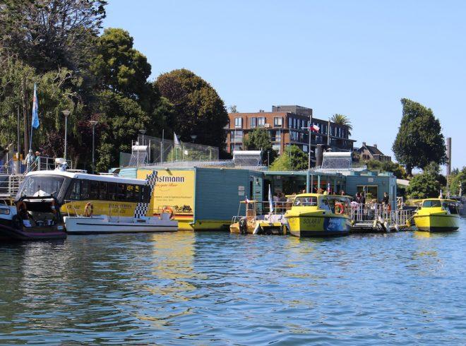 Transporte Fluvial Sustentable se proyecta como alternativa de transporte público en Valdivia