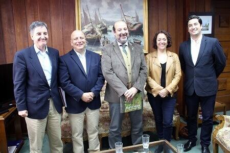 CNC y Cámara de Comercio de Puerto Montt trabajaran proyecto de Smart City junto a Municipio