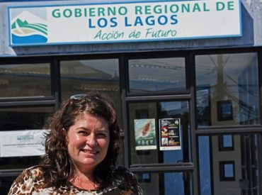 Profesional del Gobierno Regional de Los Lagos es invitada a foro mundial de datos geoespaciales