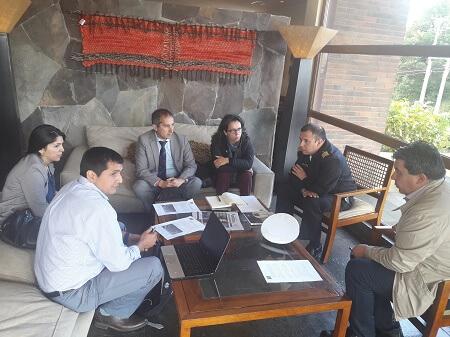 En Puerto Varas se reunió Mesa Técnica Lago Llanquihue para analizar junto a sanitaria ESSAL la metodología de monitoreo a la Bahía de Puerto Varas