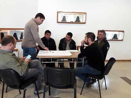 """Se realizó primer taller para gestión participativa del proyecto """"Área Protegida 100 % Energéticamente Autosustentable"""" en Reserva Nacional Coyhaique"""