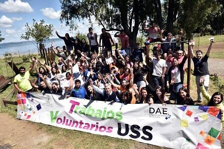 120 estudiantes USS participaron en los Trabajos de Verano en Río Bueno