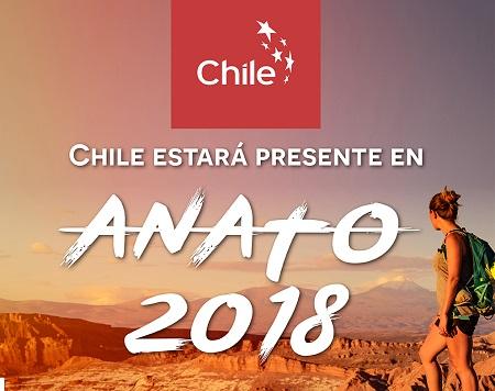 Las regiones chilenas de Coquimbo, Biobío y Los Lagos desplegarán  sus atractivos turísticos en Colombia