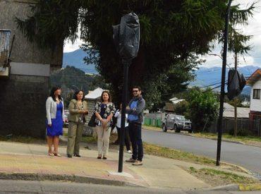 Este 14 de febrero inicia funcionamiento de cinco nuevos puntos de semaforización en Coyhaique