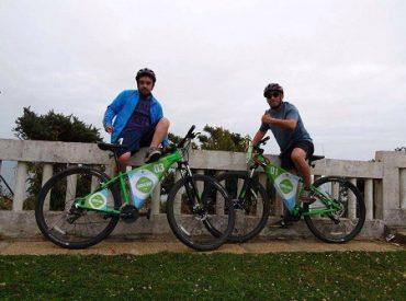 Corral Bike cumple un año  fomentando el turismo en la zona