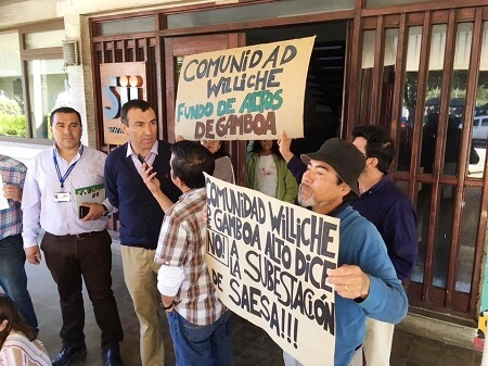 Alcalde de Castro se adhiere a los diálogos de comunidades indígenas de Alto Gamboa con Gobernación