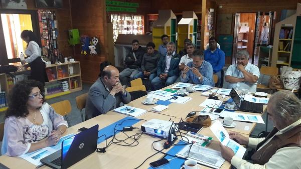 Consejo Regional de Los Ríos aprobó que Corporación Regional de Desarrollo Productivo ejecute los estudios de áreas de manejo de la pesca artesanal