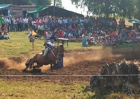 Santa Rosa invita a disfrutar una de las mejores fiestas costumbristas de la Región de Los Ríos