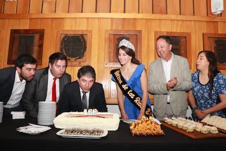 Saludos protocolares y Misa de Acción de Gracias marcaron el inicio de aniversario Nº466 de Valdivia
