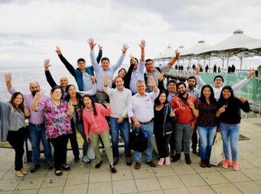 Mesa nacional de jóvenes rurales se reunió en Puerto Montt para discutir los desafíos del agro