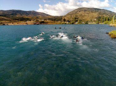 La Segunda Triatlón Puelche Puerto Guadal tuvo un gran nivel en la competencia
