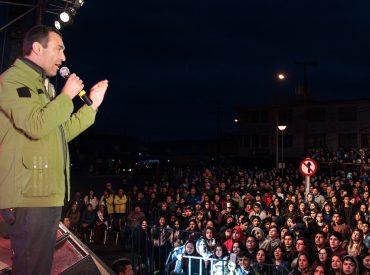 Éxito total la 39 versión del Festival Costumbrista Chilote