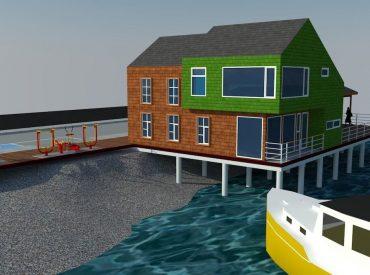 Alcalde Juan Eduardo Vera anuncia construcción de taller polifuncional para pesqueros y algueros de Pedro Montt