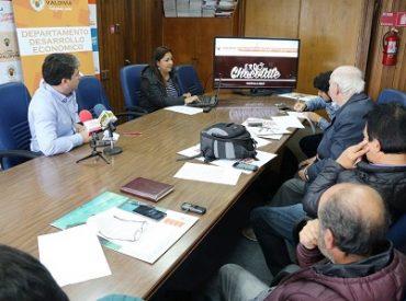 Municipio de Valdivia lanza nuevo sitio web destinado al emprendimiento