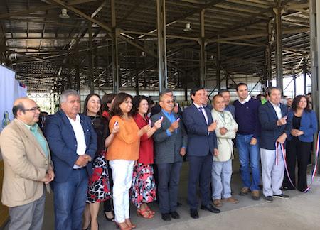 Apicoop inauguró planta procesadora de miel y cera más grande del sur de Chile