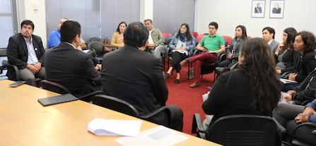 Constituyen Mesa Regional de Trabajadores Públicos a Honorarios en Región del Biobío