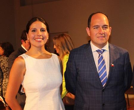 Gobernadora María José Gatica hizo un llamado a trabajar con unidad