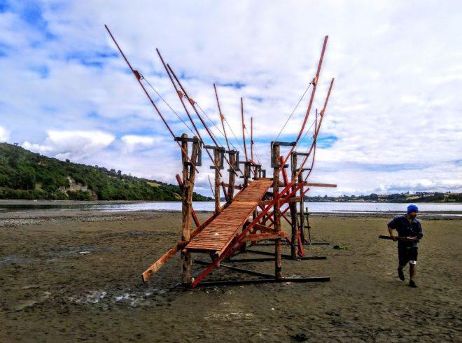 Refugio del Mar: el nuevo muelle mirador turístico de la isla Quehui