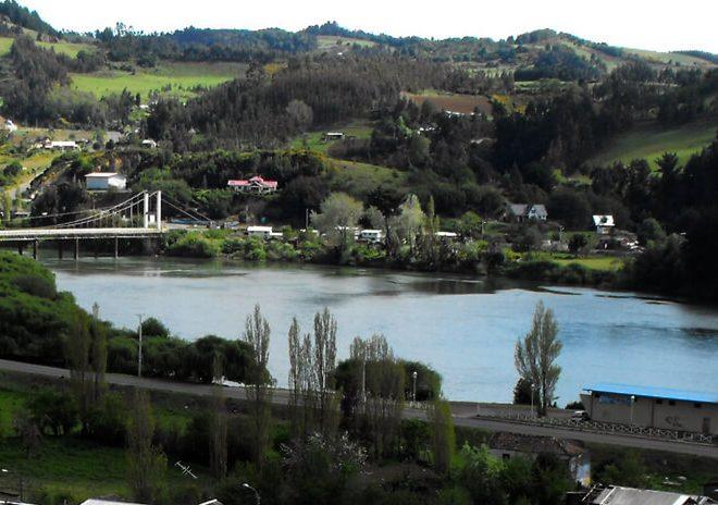 Inician balizado de rio Imperial que permitirá generar alternativa de navegación en La Araucanía