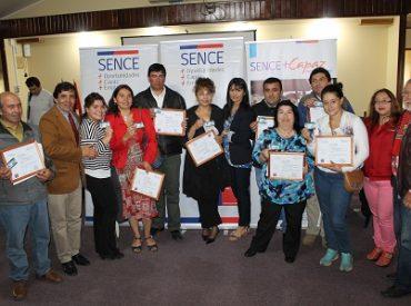 Egresadas Sence: mujeres empoderadas para el mundo laboral