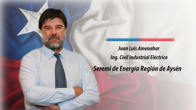 Nuevo seremi de Energía en la Región de Aysén