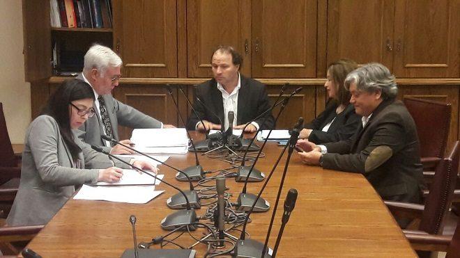 Senador De Urresti asume presidencia de OOPP e integra comisiones de Medio Ambiente y Constitución