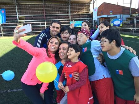 """Seremi Ann Hunter: """"Uno de los sellos del Gobierno del presidente Piñera es promover la cultura del deporte y vida sana"""""""