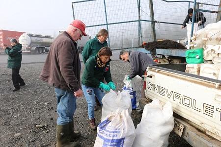 SAG llama a agricultores a participar en campaña de recolección de envases vacíos de plaguicidas