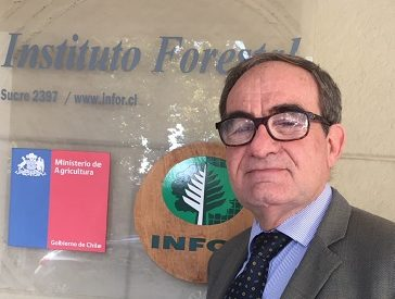 Fernando Raga asume como nuevo director ejecutivo del Instituto Forestal (INFOR)
